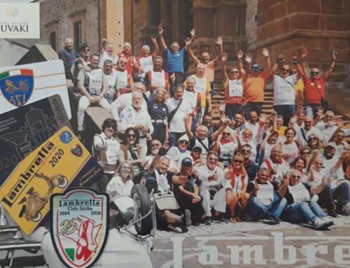 Modalità e costi per iscriversi al Lambretta Club Sicilia per l'anno 2020