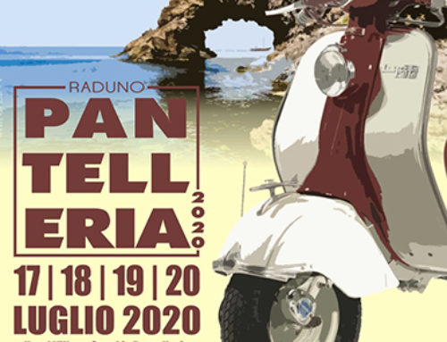 XXV Raduno Regionale Lambretta 2020 – Pantelleria